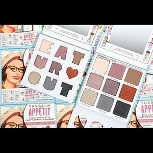 The Balm Bon Apetit Eyeshadow palette